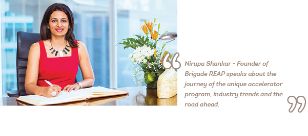 In conversation with Nirupa Shankar