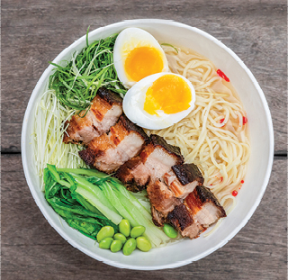 WARM UP WITH SOME HOT RAMEN AT HIGH ULTRA LOUNGE