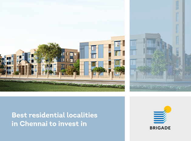Best residential localities in Chennai to invest in