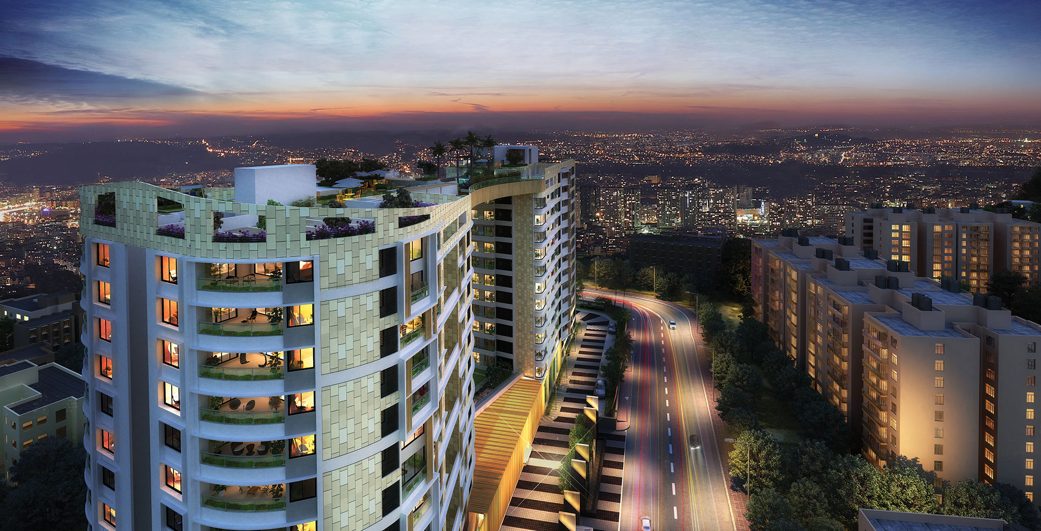Apartments in Hebbal