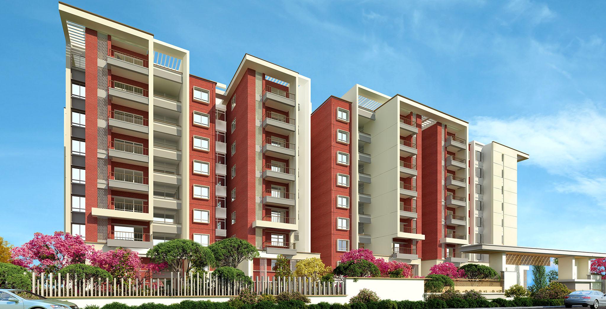 Luxury Apartments in Mysore