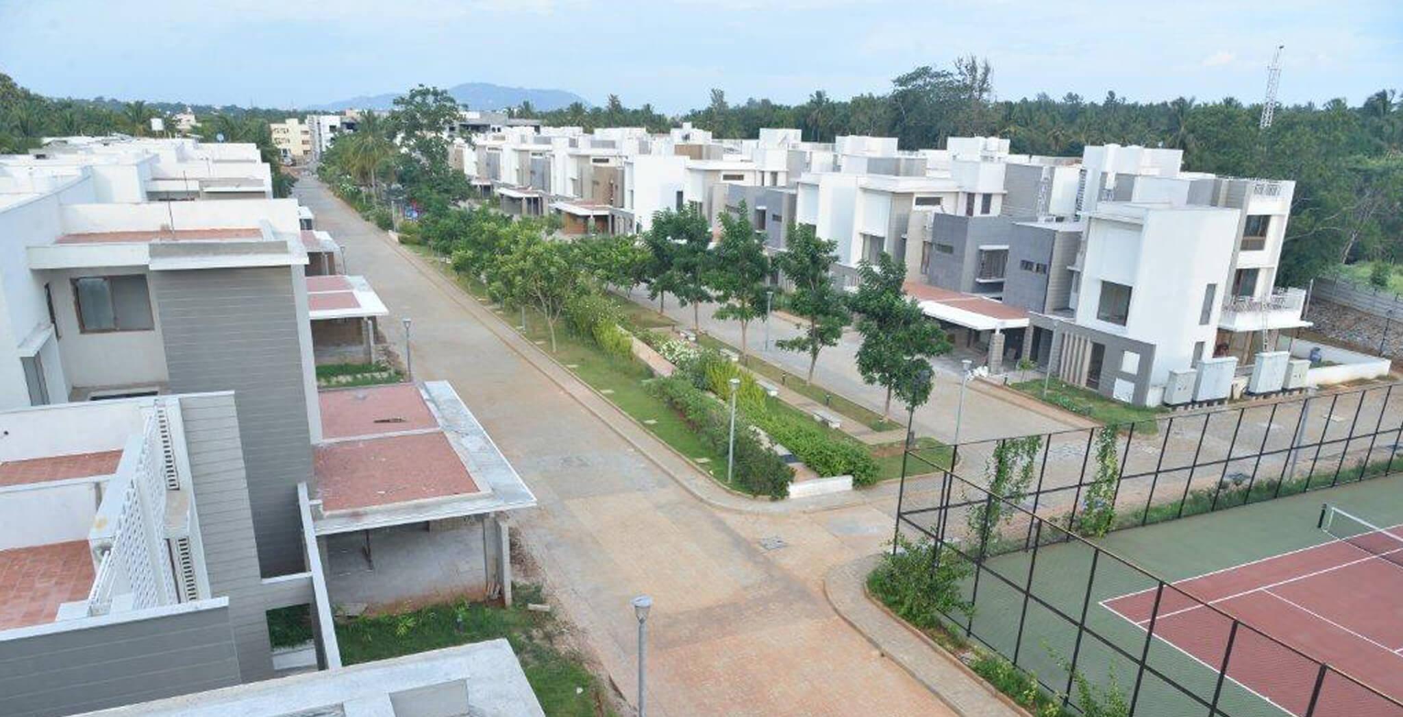 Sep 2017 - Ebony villas