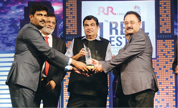 Brigade bags two prestigious awards at CNBC Awaaz Real Estate Awards