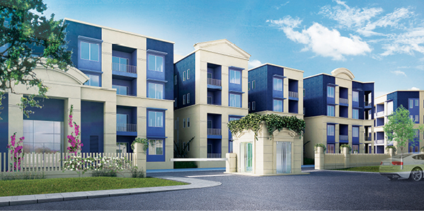 Brigade Xanadu: First luxury project in Chennai