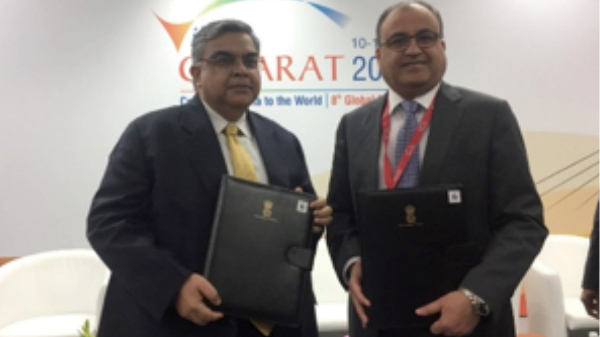 Brigade Signs MOU with Govt. of Gujarat