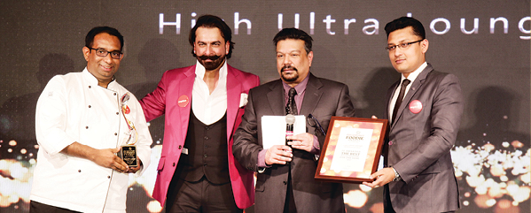 HIGH Ultra Lounge at the  'Easy Diner Foodies Awards – 2017'