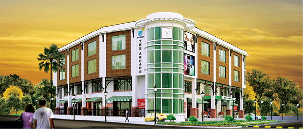 The Arcade at Brigade Meadows: Premium retail destination in a world-class integrated enclave