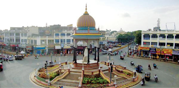 Magnificent Mysore Amongst India's top 5  cleanest cities