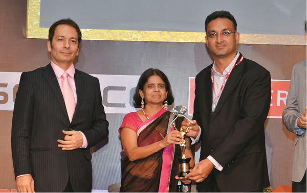 Brigade wins India's Top Builder Award