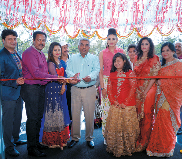 Mr. Jaishankar inaugurates Cherry Pick