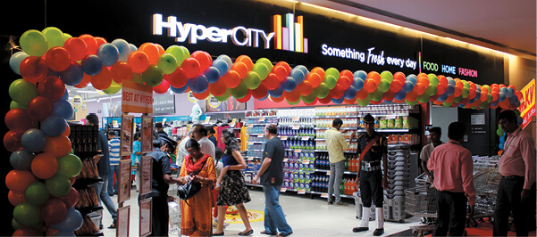 HyperCity and Shoppers Stop opens at Orion Mall at Brigade Gateway