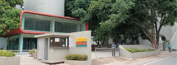 The Centre for Indian Music Experience (IME)