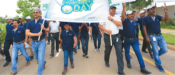 World Environment Day at Signature Club Resort