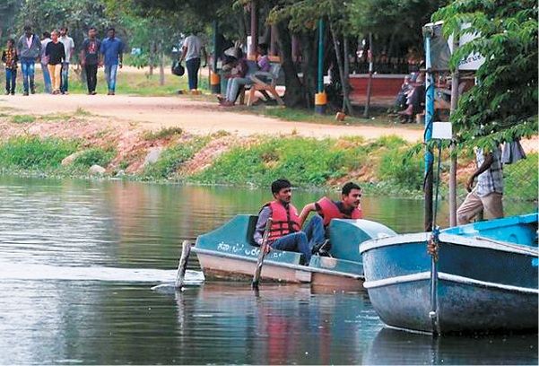 The untapped leisure potential of Bengaluru lakes