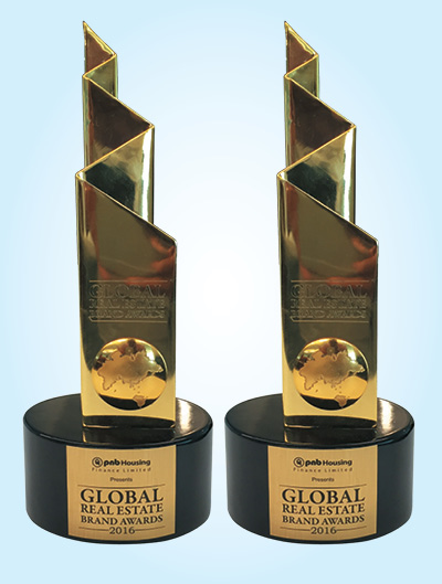 Brigade wins two awards at the Global Real Estate Brand Awards 2016
