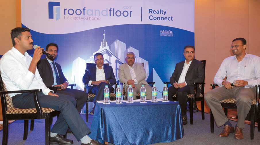 Roof and Floor Realty Connect