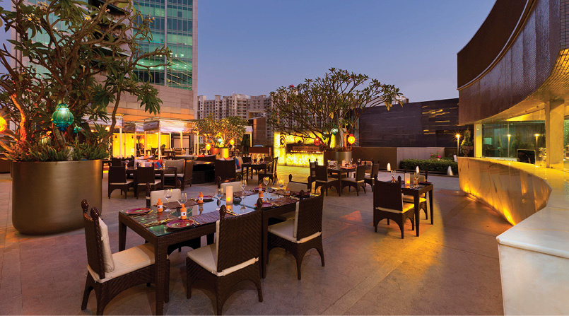 Authentic Levantine Food Festival at the Persian Terrace