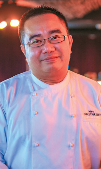 HIGH Ultra Lounge appoints Chef Myo Zaw Aung