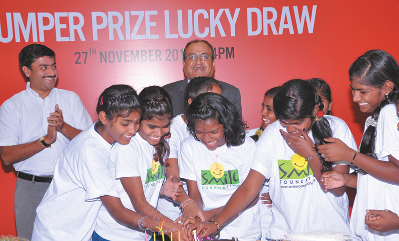 Orion Shopping Festival Bumper Prize Lucky Draw