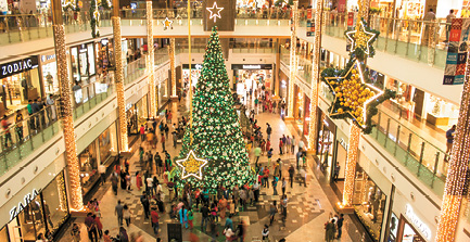 Christmas Décor and Entertainment