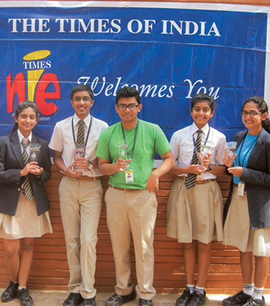 The Times of India Newspaper in Education