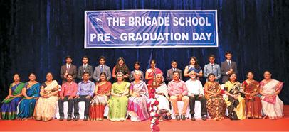 Pre-graduation Day
