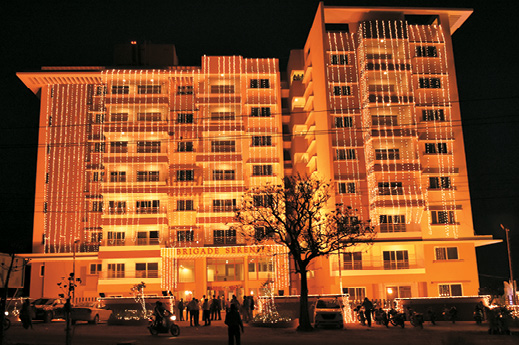 Brigade's first luxury project in Chikmagaluru completed