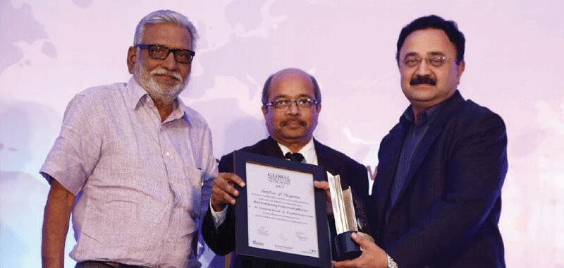Manjunath Prasad - Most Enterprising Real Estate Professional of the Year