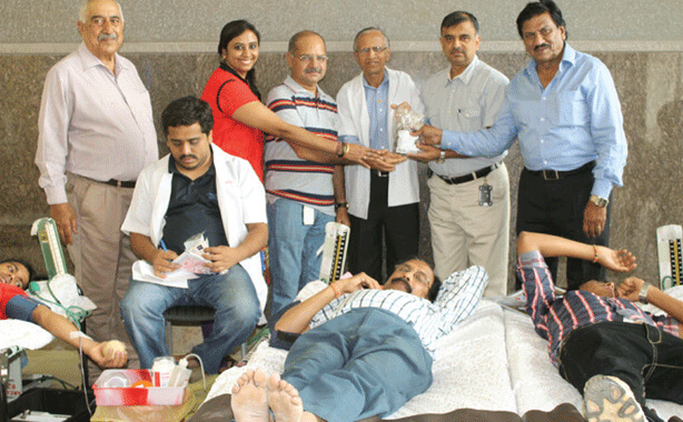 Blood Donation Camps