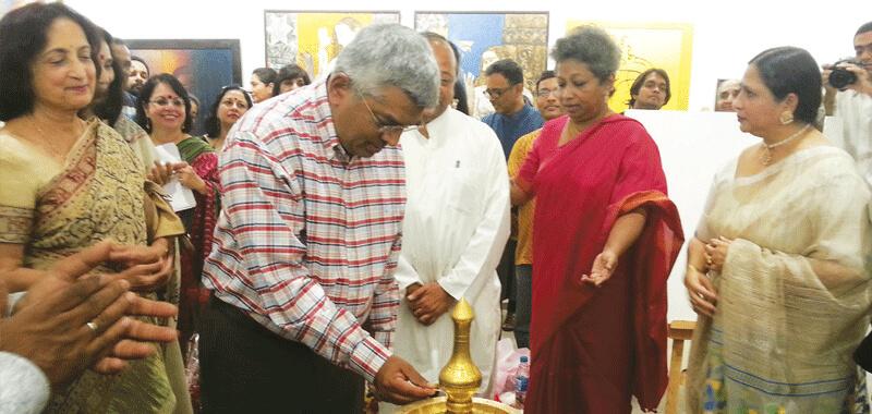 M.R. Jaishankar inaugurates Anahata 2015