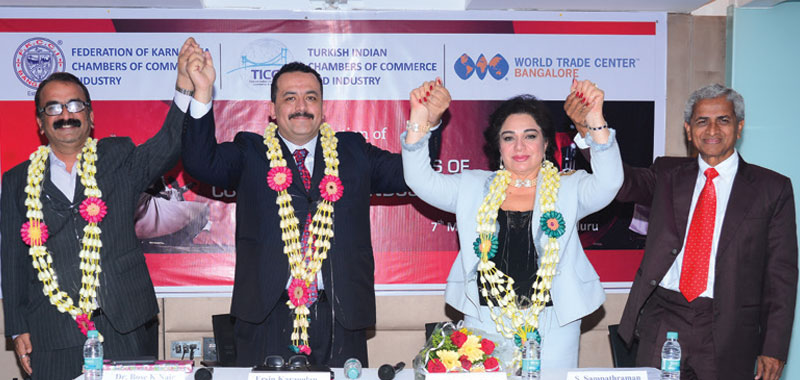 Inauguration of the Turkish Indian Chambers of Commerce & Industry (TICCI)