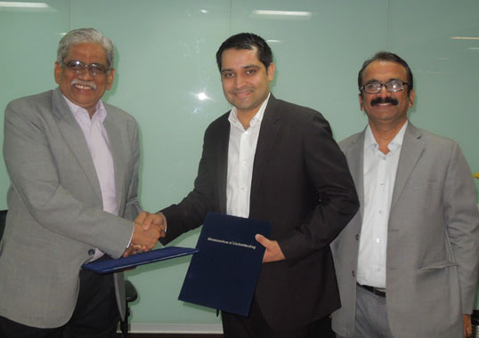 MoU signed between WTC Pune and WTC Bangalore