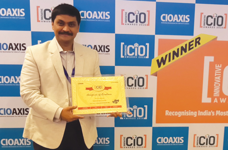 Innovative CIO Awards