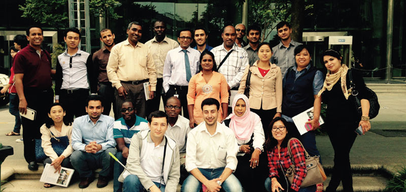 Delegation Coaches Indian SMEs on Strategy Innovation