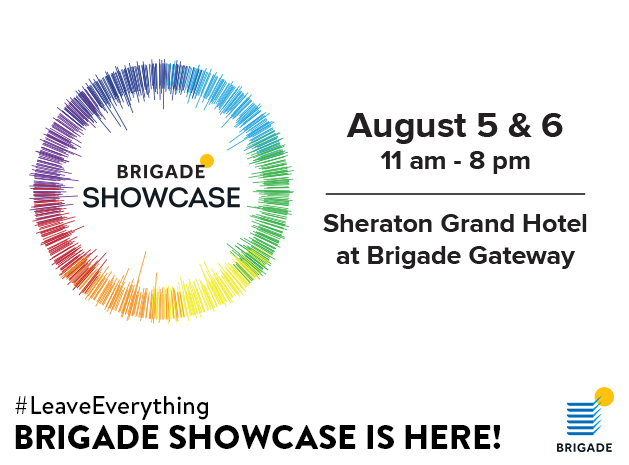 #LeaveEverything Brigade Showcase is here!