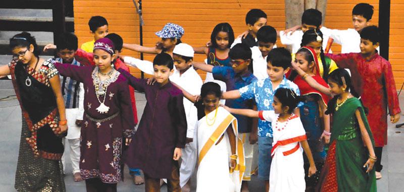 Republic Day @ J. P. Nagar School