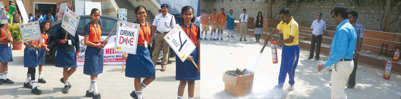 Safety Awareness Week @ Mahadevapura School