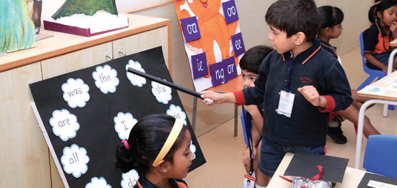 Mind Space Activity Day @ The Brigade School, Mahadevapura