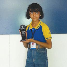 Spelling Bee Achiever of Malleswaram School