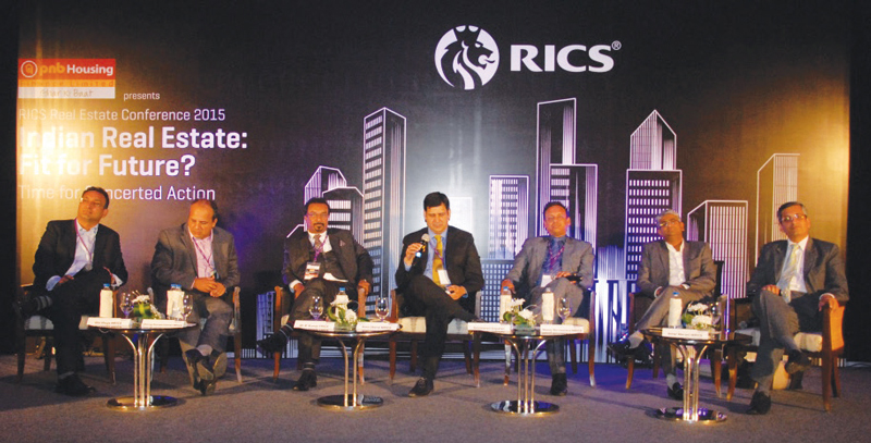 RICS Real Estate Conference 2015