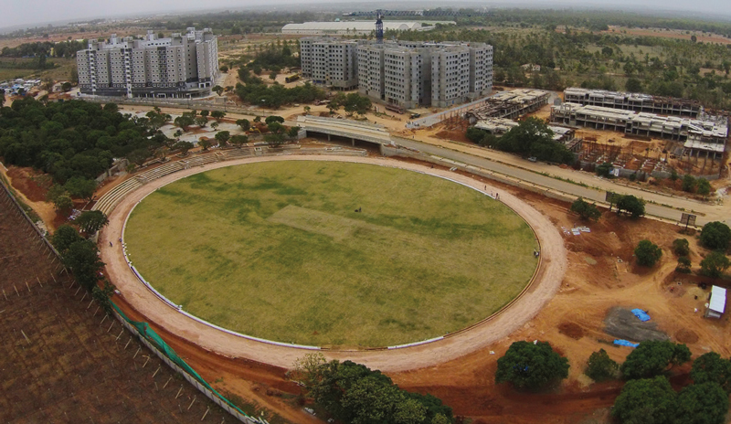 Brigade Orchards: Bangalore's First Smart Township