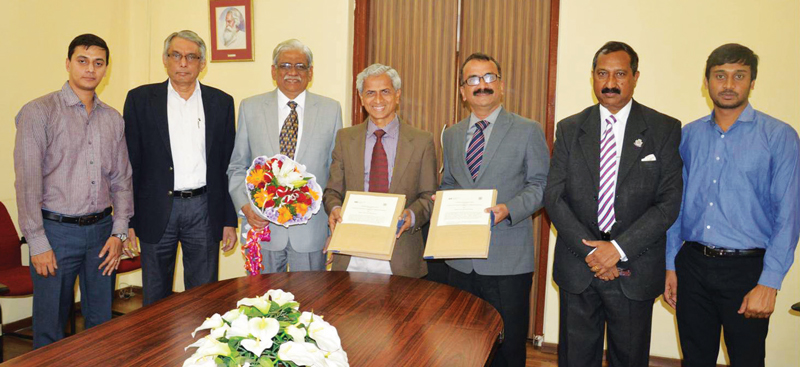 WTC Bangalore signs MoU with Federation of Karnataka Chambers of Commerce and Industry