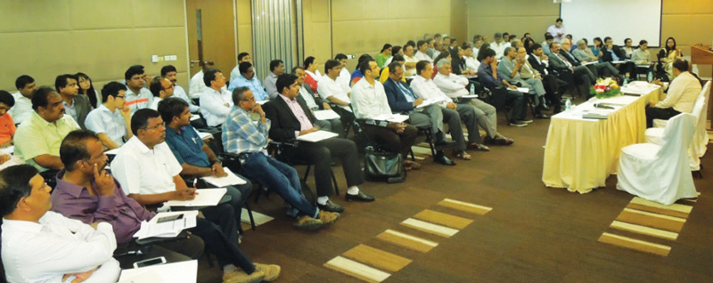 Workshop on Smart Cities hosted at WTC Bangalore