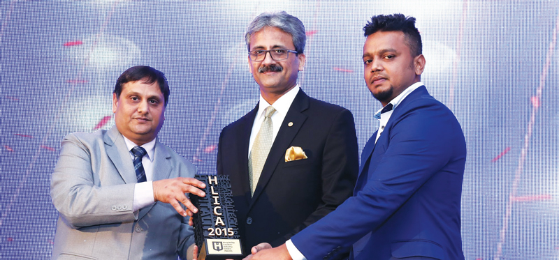 The Brigade Group Awarded 'Hotel Owner Of the Year' at the Hotelier Summit India