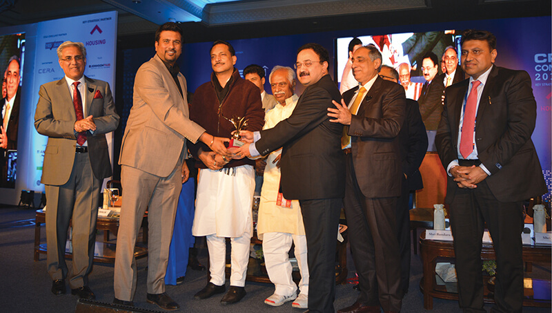 Brigade bags both CREDAI National Awards for CSR