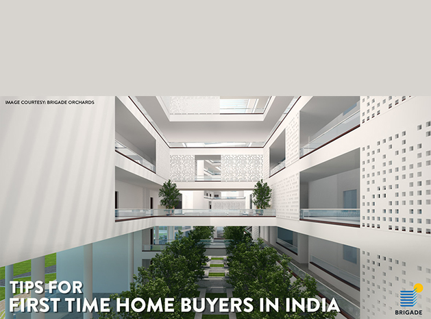 Tips for first time home buyers in India
