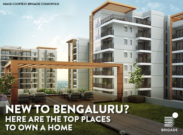 New to Bengaluru? Here are the top places to own a home