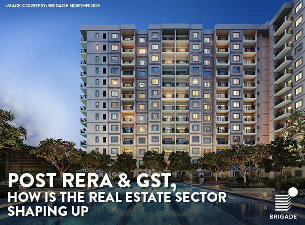 Post RERA & GST, how is the Real Estate sector shaping up