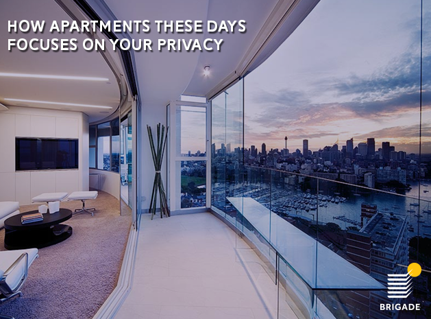 How Apartments These Days Focus on Your Privacy