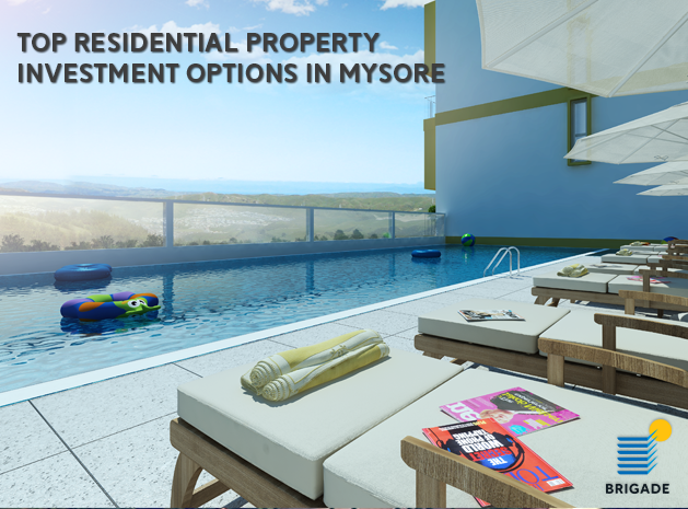 Top residential property investment options in Mysore